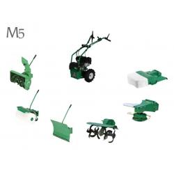 Multifunkcionāls motobloks HFM  M5