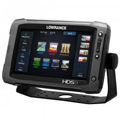 HDS 9 Gen2 Touch + 83/200 kHZ, StructureScan devēji